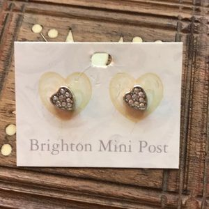 Brighton Sterling Silver Earrings